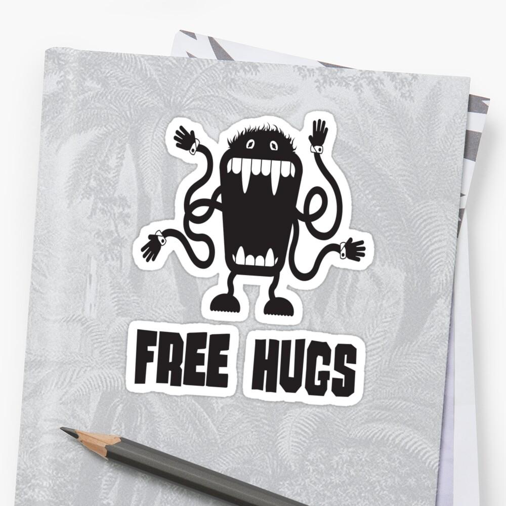 Free Hugs by DementedFerret