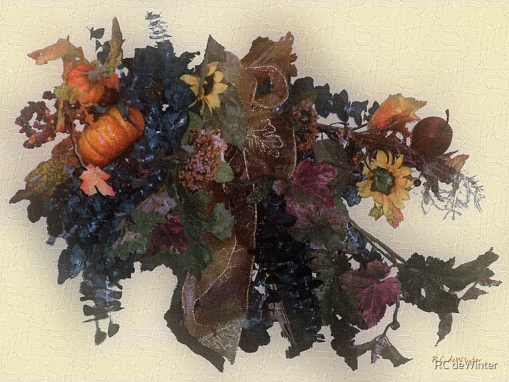 Harvest Home by RC deWinter