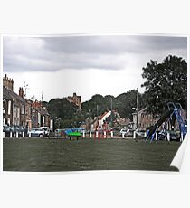Norham Playground Poster