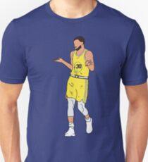 Steph Curry Shrug Unisex T-Shirt