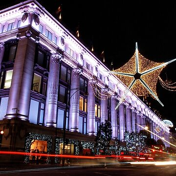 Christmas at Selfridges by zuluspice