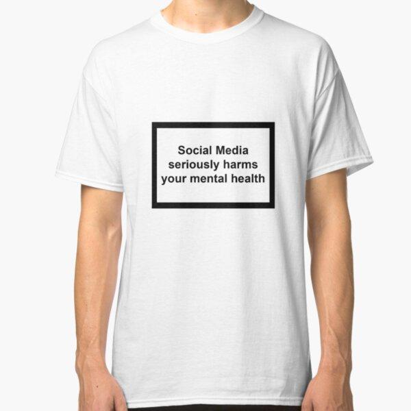 WARNING Classic T-Shirt Unisex Tshirt