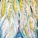 Music Angel Wings by sharontaylorart