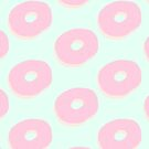 Pink Donuts by southerlydesign