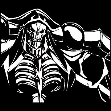 Overlord of Nazarick Ainz Ooal Gown by OtakuPapercraft