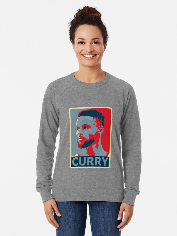 Alternate view of stephen curry  Lightweight Sweatshirt