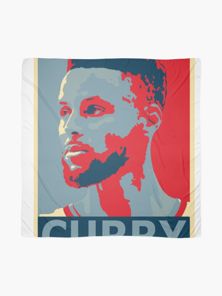 Alternate view of stephen curry  Scarf