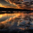 Reflecting Time - Newport, Sydney - The HDR Experience by Philip Johnson