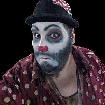 Zeebo The Hobo Rodeo Clown by h4x0rJyNx
