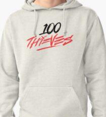 100 thieves Pullover Hoodie