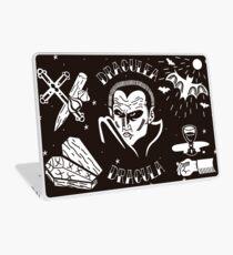 Dracula! Laptop Skin