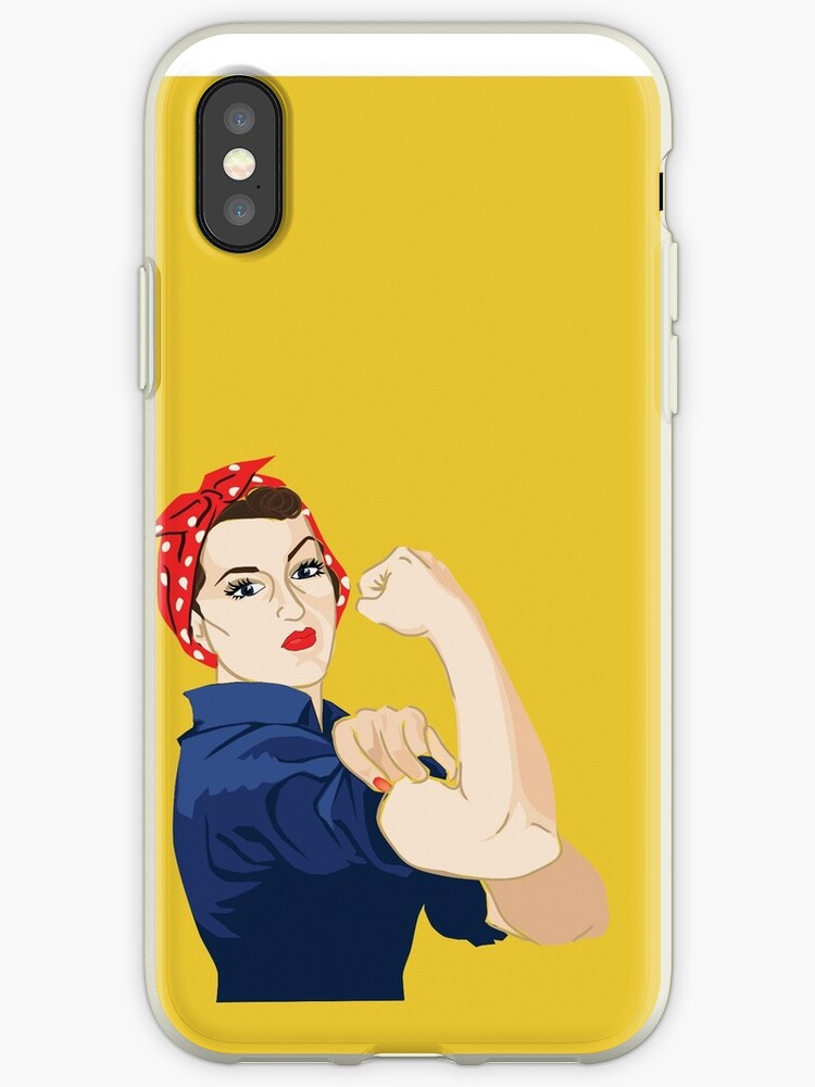 Rosie Riveter by BubbSnugg LC