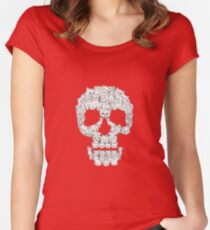 muster Women's Fitted Scoop T-Shirt