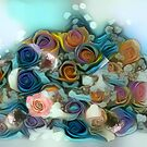 Cotton Candy Roses by Chanel70