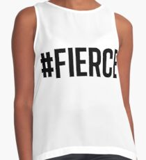 #FIERCE Sleeveless Top