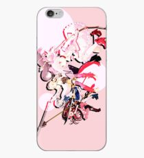 Puella Magi Madoka Magica [Pink] iPhone-Hülle & Cover