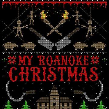 My Roanoke Christmas by spazzynewton