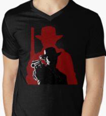 Red Dead Redemption 2 (ARTHUR MORGAN) - Unisex Men's V-Neck T-Shirt