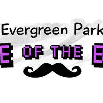 Evergreen Park: Revenge of the Bubbles - Logo by Trixel