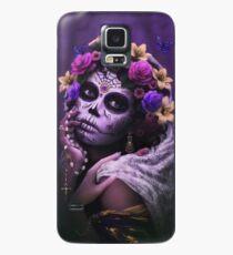 Funda/vinilo para Samsung Galaxy Dia De Los Muertos