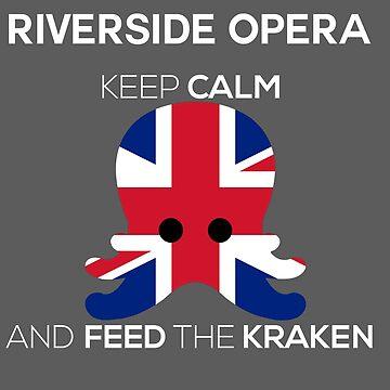 David Bowie - Feed the Kraken by RiversideOpera