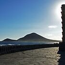 Sunset, El Medano,Tenerife by colourfreestyle