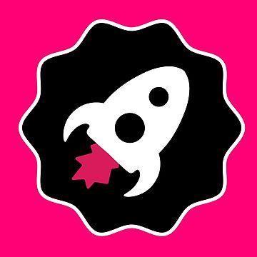 LittleBigRocket Icon by Trixel