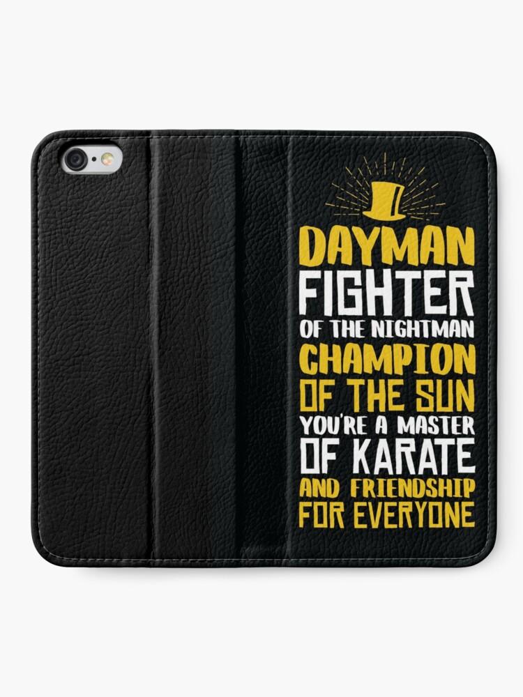 Alternative Ansicht von DAYMAN! Champion der Sonne! iPhone Flip-Case