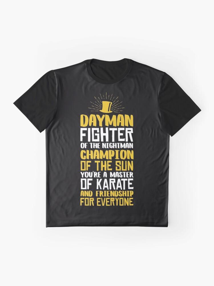 Alternative Ansicht von DAYMAN! Champion der Sonne! Grafik T-Shirt
