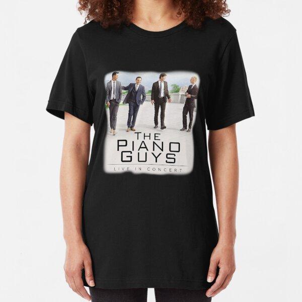 Kids THE KEYS OF HAPPINESS Piano Pianist Novelty Unisex Music T-Shirt