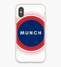 Edvard Munch of Norway iPhone Case