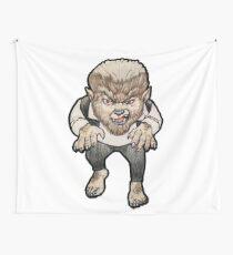 Wolfie Wandbehang