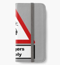 Froggers Likely iPhone Wallet/Case/Skin