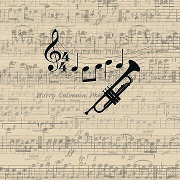 Trumpet by sophiaz