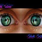 Ire Eyes by WhiteDove Studio kj gordon