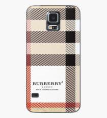 burberry Case/Skin for Samsung Galaxy
