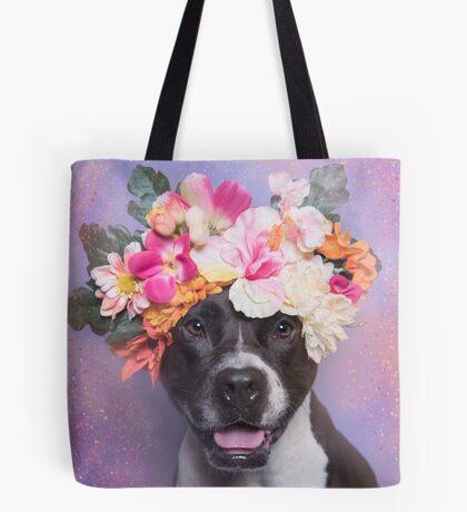 Flower Power, Kato Tote Bag