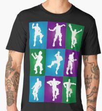 Fortnite Dances - color Men's Premium T-Shirt