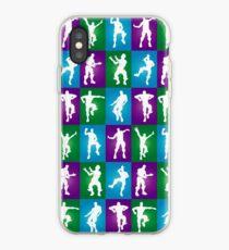 Fortnite Dances - color iPhone Case
