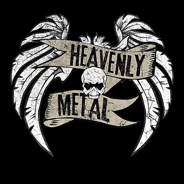 Heavenly Heavy Metal by aloism2604