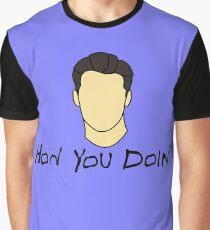Joey Tribbiani  Graphic T-Shirt