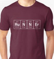 Personal Best Men's Runner Periodic Design Running T-Shirt Tee Tshirt T Shirts Funny Novelty Birthday Gift  Running Run Spr Unisex T-Shirt