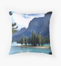 Spirit Island (1) Throw Pillow