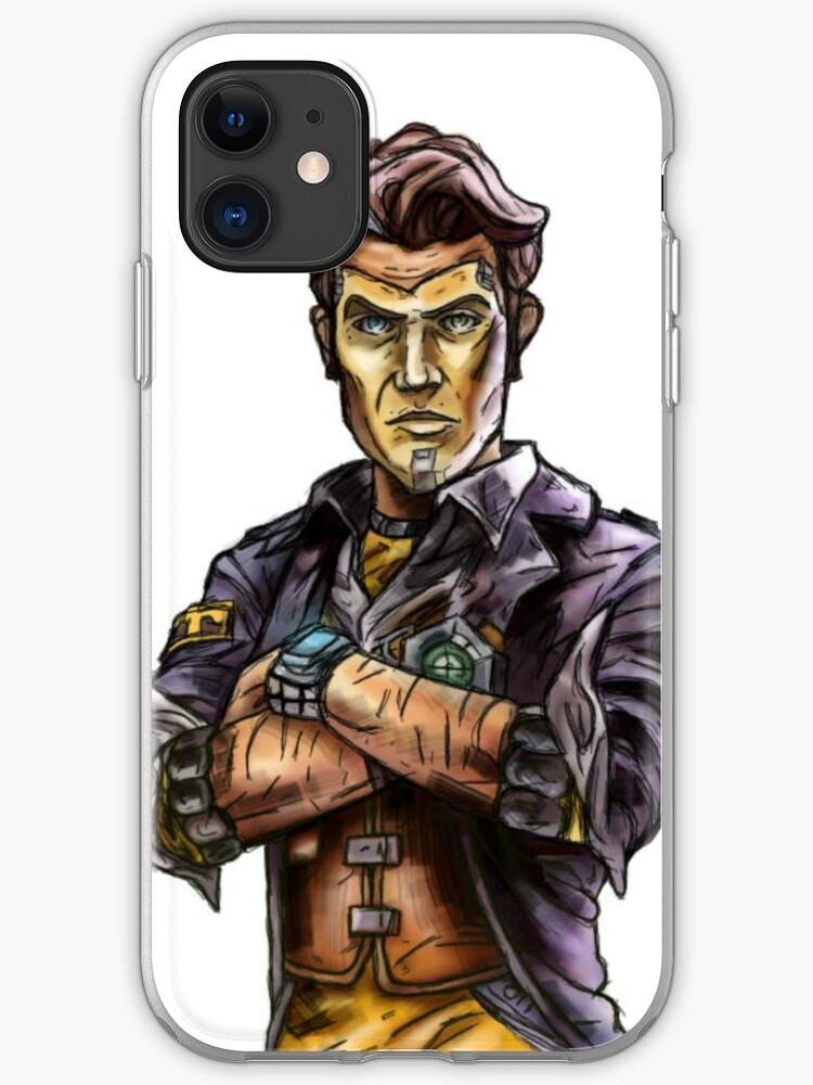 Borderlands The Handsome iphone case