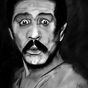 Richard Pryor by firefly1n1