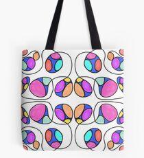 Mod Garden Tote Bag