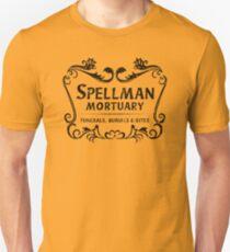 Spellman Mortuary (Variant) Unisex T-Shirt