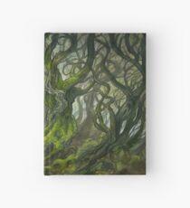 The Old Forest (borderless) Hardcover Journal