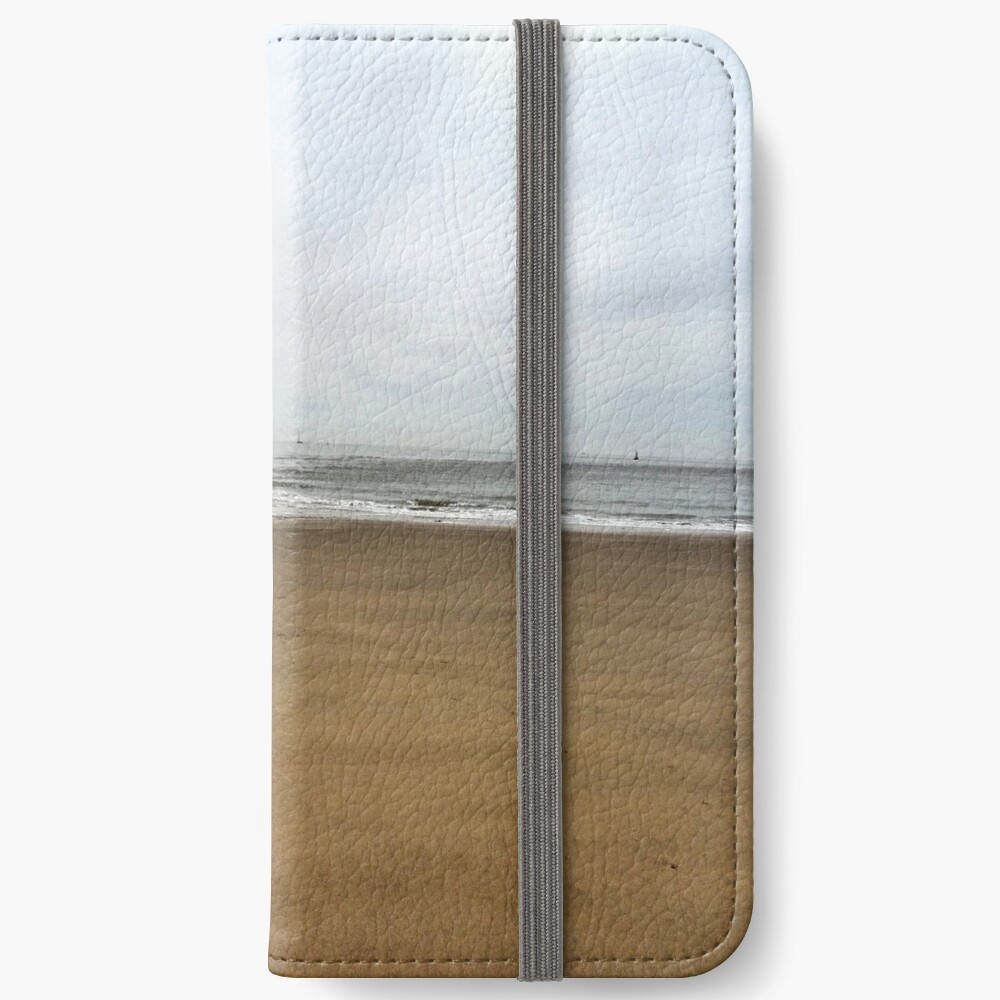 Morning sands iPhone Wallet