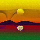 Sundown by Tsitra